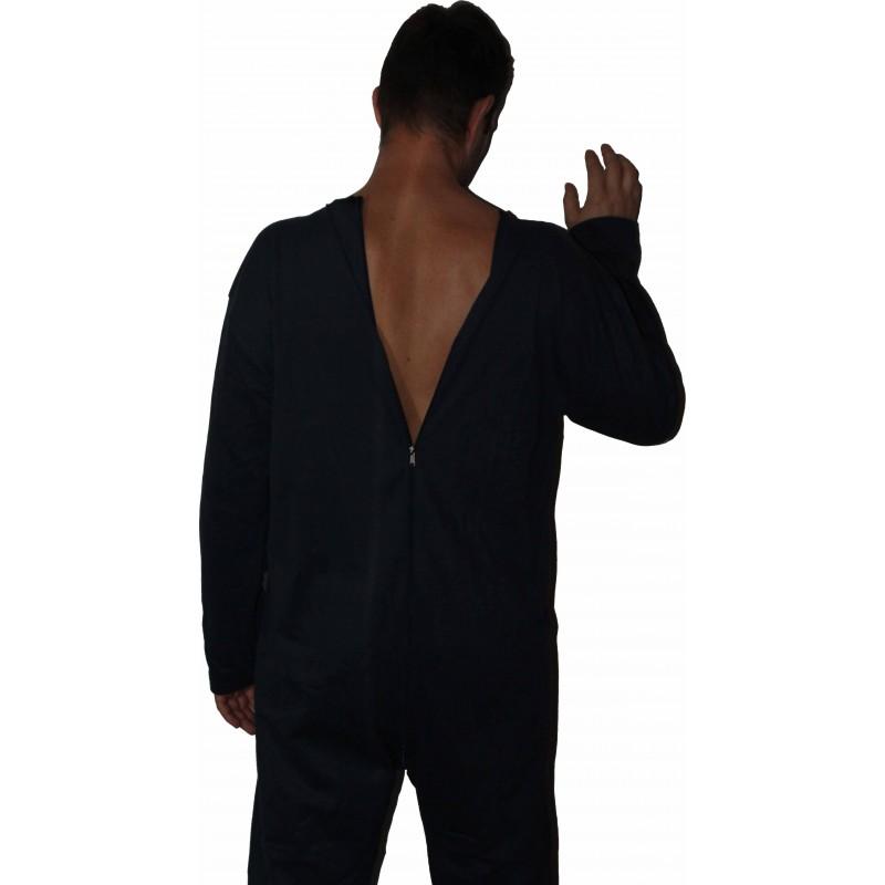 sito affidabile 0a3ca f1a0e pigiama intero per anziani, disabili, allettati Delli Valli Intimo